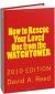 Девид А. Рид Как спасти вашего близкого из Сторожевой Башни